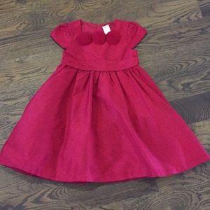 Gymboree size 5 holiday dress